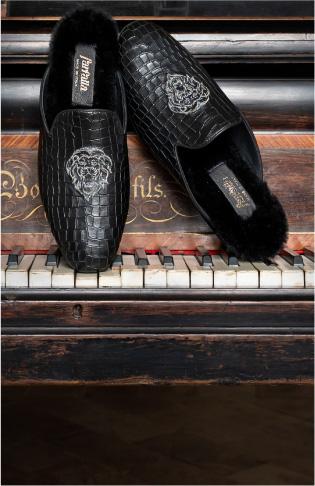 Eleganza - Farfalla italian slippers